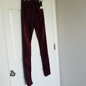 Ag Adriano Goldschmied Pants - AG The Farrah Skinny